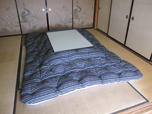 手作りこたつ布団(220×310cm)