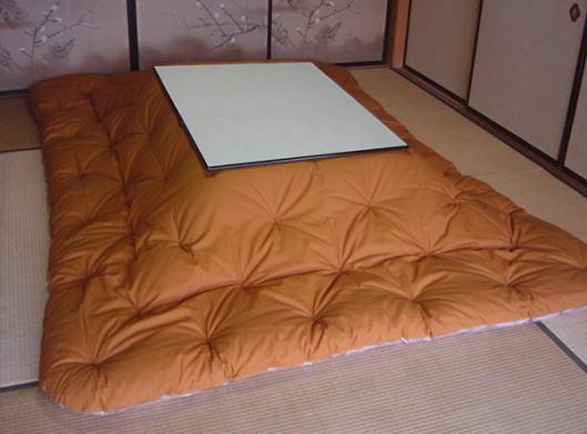 手作りこたつ布団(220×220cm)