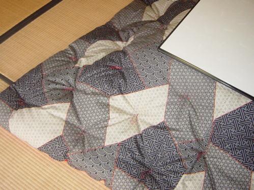 手作りこたつ布団(220×260cm)