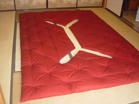 堀こたつ敷き布団(無地200×290cm)