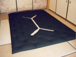 堀こたつ敷き布団(無地200×240cm)